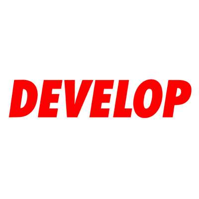 Marken Logo Develop